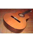 Ремонт классической гитары